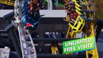 Six Flags Spring Break Season Pass Sale TV Spot, 'Up to 65 Percent' - Thumbnail 6