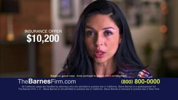 The Barnes Firm TV Spot, 'Insurance Offer' - Thumbnail 2