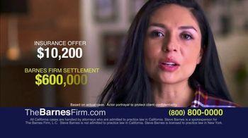 The Barnes Firm TV Spot, 'Insurance Offer' - Thumbnail 3