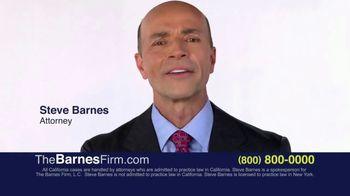 The Barnes Firm TV Spot, 'Insurance Offer' - Thumbnail 7