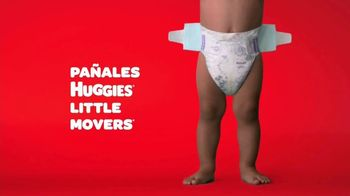 Huggies Little Movers TV Spot, 'Metro' [Spanish] - Thumbnail 7
