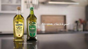 Goya Extra Virgin Olive Oil TV Spot, 'Finest Spanish Olives' - Thumbnail 5