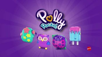 Polly Pocket Compacts TV Spot, 'Horses, Camping and Karaoke' - Thumbnail 9