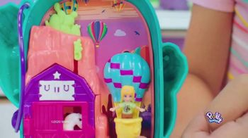 Polly Pocket Compacts TV Spot, 'Horses, Camping and Karaoke'