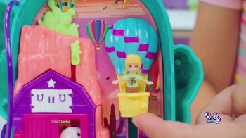Polly Pocket Compacts TV Spot, 'Horses, Camping and Karaoke' - Thumbnail 2