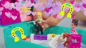 Polly Pocket Compacts TV Spot, 'Horses, Camping and Karaoke' - Thumbnail 3