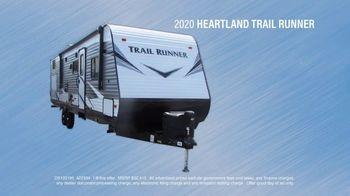 La Mesa RV TV Spot, 'Discounted 2020 Heartland Trail Runner' - Thumbnail 5