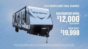 La Mesa RV TV Spot, 'Discounted 2020 Heartland Trail Runner' - Thumbnail 6
