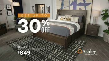 Ashley HomeStore 75th Anniversary Sale TV Spot, 'Celebrate in Style: 30 Percent Off' Song by Midnight Riot - Thumbnail 4