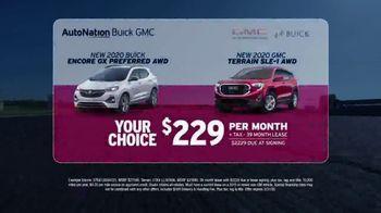 AutoNation TV Spot, 'Go Time: 2020 Buick and GMC' - Thumbnail 4