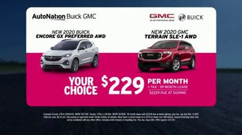 AutoNation TV Spot, 'Go Time: 2020 Buick and GMC' - Thumbnail 5