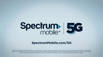 Spectrum Mobile 5G TV Spot, 'Expanding Everyday' - Thumbnail 7