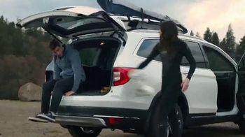 Honda Pilot TV Spot, 'Discover the Northwest' [T2] - Thumbnail 8