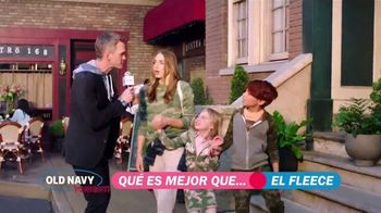 Old Navy TV Spot, '¿Qué es mejor que fleece?: 30 por ciento' con Neil Patrick Harris, Billy Eichner [Spanish] - 55 commercial airings