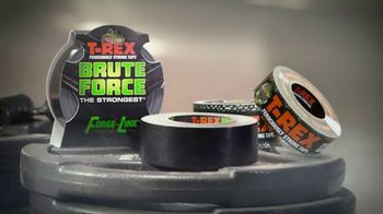 T-Rex Brute Force TV Spot, 'Dead Weight vs. Brute Force: Super Glue Tape' - Thumbnail 2