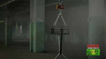 T-Rex Brute Force TV Spot, 'Dead Weight vs. Brute Force: Super Glue Tape' - Thumbnail 7