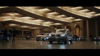 Volkswagen Atlas Cross Sport TV Spot, 'The Accountant: Part I' Featuring Paul Giamatti [T1] - Thumbnail 8