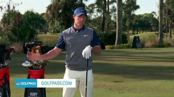 GolfPass TV Spot, 'Class Is in Session' Featuring Rory McIlroy - Thumbnail 4
