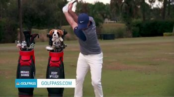 GolfPass TV Spot, 'Class Is in Session' Featuring Rory McIlroy - Thumbnail 5