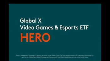 Global X Funds TV Spot, 'Global X Video Games & Esports ETF' - Thumbnail 6