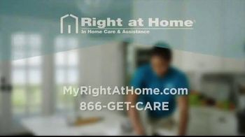 Right at Home TV Spot, 'The Right Care Right at Home' - Thumbnail 10