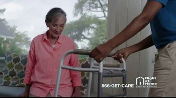 Right at Home TV Spot, 'The Right Care Right at Home' - Thumbnail 7
