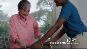 Right at Home TV Spot, 'The Right Care Right at Home' - Thumbnail 8