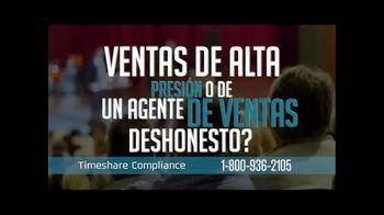Timeshare Compliance TV Spot, 'Agente de ventas deshonesto' [Spanish] - Thumbnail 2