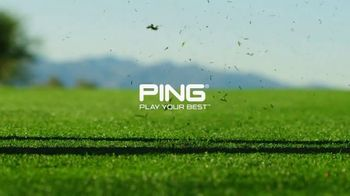 PING Golf G710 Iron TV Spot, 'A Smarter Way to Play Your Best' - Thumbnail 10