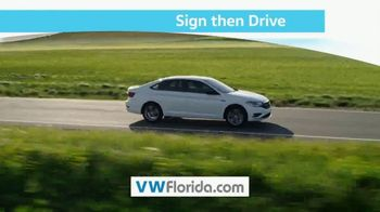 Volkswagen Sign Then Drive Event TV Spot, 'Redesigned' [T2] - Thumbnail 3