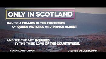 Visit Scotland TV Spot, 'Only in Scotland: Queen Victoria' - Thumbnail 8