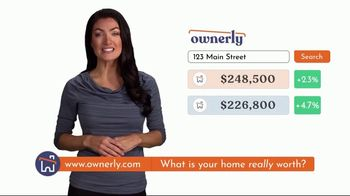 Ownerly TV Spot, 'See What Your Home Is Worth'