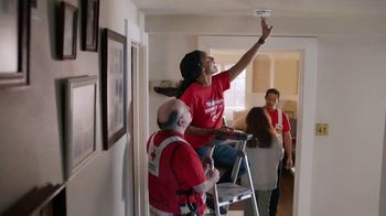 American Red Cross TV Spot, 'Sound the Alarm: Time' - Thumbnail 7