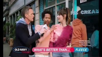 Old Navy TV Spot, 'What's Better Than Fleece?: Fleece Sweatshirts' Featuring Neil Patrick Harris - Thumbnail 6