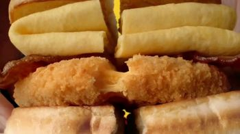 Hardee's BFC Frisco Breakfast Sandwich TV Spot, 'Overnight Oats: $3' - Thumbnail 1
