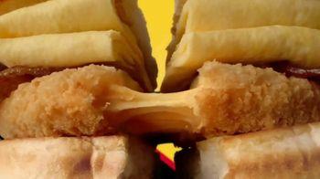 Hardee's BFC Frisco Breakfast Sandwich TV Spot, 'Overnight Oats: $3' - Thumbnail 2