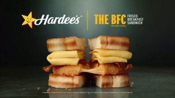 Hardee's BFC Frisco Breakfast Sandwich TV Spot, 'Overnight Oats: $3' - Thumbnail 8