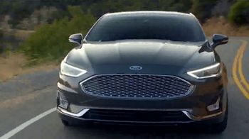 Ford Match-Up Month TV Spot, '2020 Fusion' [T2] - Thumbnail 4