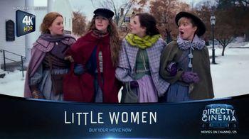 DIRECTV Cinema TV Spot, 'Little Women' - 6 commercial airings