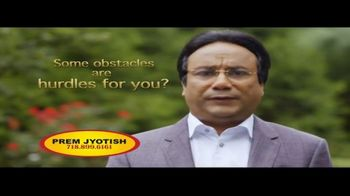 Prem Jyotish TV Spot, 'Obstacles & Hurdles'