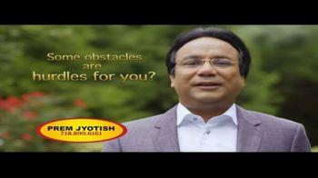 Prem Jyotish TV Spot, 'Obstacles & Hurdles' - Thumbnail 4