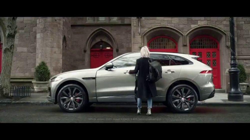 Jaguar Impeccable Timing Sales Event TV Commercial, 'Julia & Aaron' [T2]
