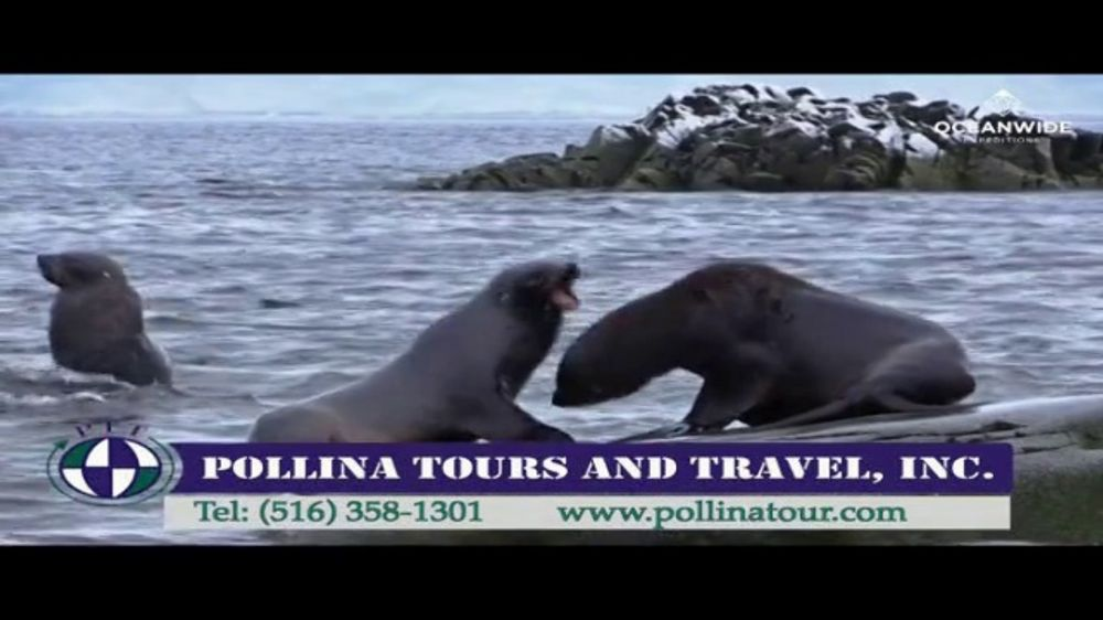 Pollina Tours & Travel TV Commercial, 'Antarctica Cruise'