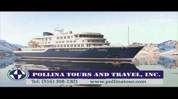 Pollina Tours & Travel TV Spot, 'Antarctica Cruise'