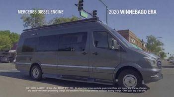 La Mesa RV TV Spot, 'Discounted 2020 Winnebago Era' - Thumbnail 5