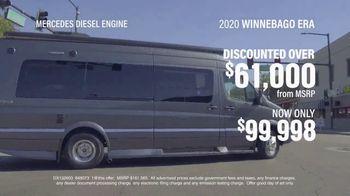 La Mesa RV TV Spot, 'Discounted 2020 Winnebago Era' - Thumbnail 6