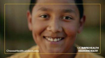 UC Davis Health TV Spot, 'Extraordinary Breakthroughs, Everyday Childhood' - Thumbnail 7