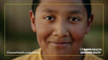 UC Davis Health TV Spot, 'Extraordinary Breakthroughs, Everyday Childhood' - Thumbnail 8