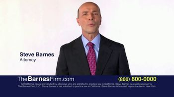 The Barnes Firm TV Spot, 'What Your Case Is Worth' - Thumbnail 1