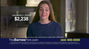 The Barnes Firm TV Spot, 'What Your Case Is Worth' - Thumbnail 2